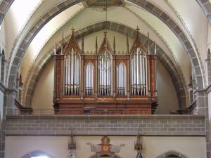 Orgel Restaurierung - Kirche Oggelshausen