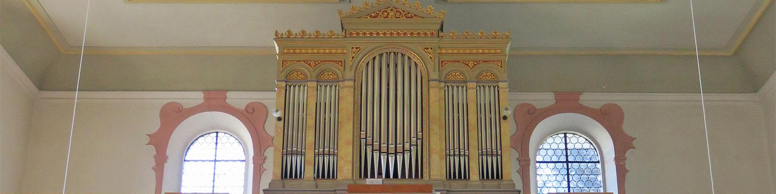 Orgelbau Hersteller aus Deutschland