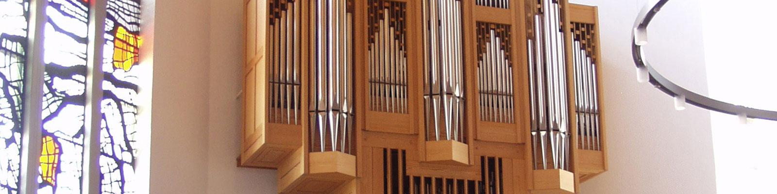 Orgelbau Wiedenamann